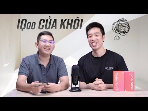 Khôi Ngọng - tình bạn lâu năm với Tuấn Ngọc và smartphone độc dị để cày game