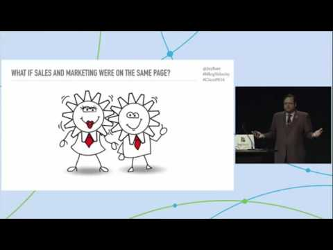 Smarketing - How to align sales and marketing - Jay Baer at Cisco