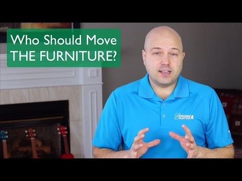 Who Should Move The Furniture?