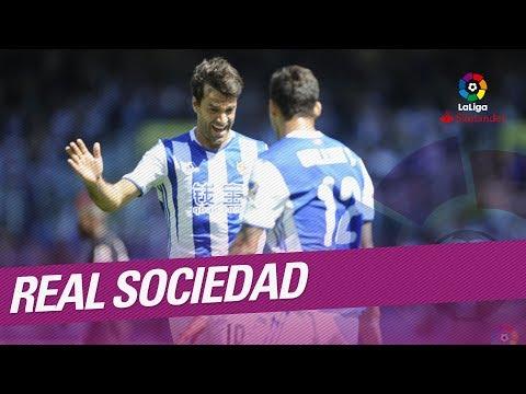 LaLiga Preseason 2017/2018: Real Sociedad