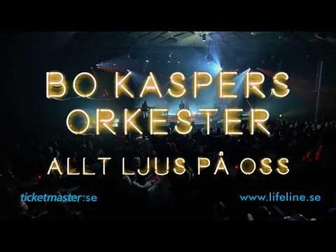 Bo Kaspers Orkester på Cirkus