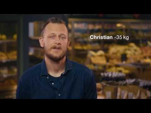 ViktVäktarna reklamfilm vårkampanj 2017 med medlemmen Christian