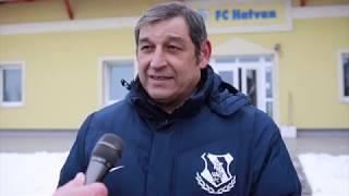 Nagy Tibor edző nyilatkozott a tavaszi szezon előkészületeiről.