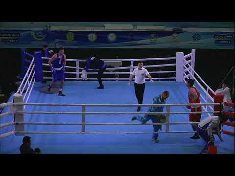 V Республиканская спартакиада по боксу среди мужчин, г. Кызылорда-2019 (02.05.2019)