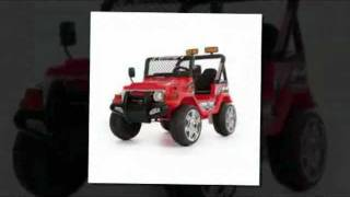 Jeep with Parental Remote Control Toy Car - Cheap Childrens Toy For Kids