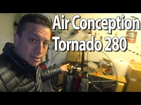 connectYoutube - Air Conception Tornado 280 Prototype Review