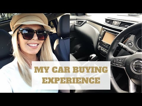 LET'S BE HONEST ABOUT MY CAR BUYING EXPERIENCE | RACHAEL BROOK
