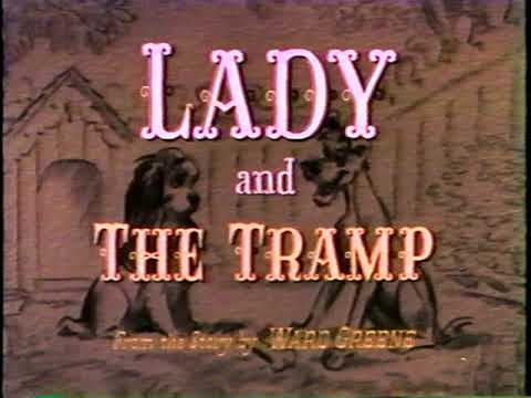connectYoutube - Opening to Lady and the Tramp 1987 VHS [True HQ redux] *read desc.*