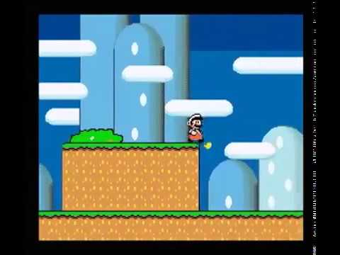 Super mario World (MSX 2 Version)