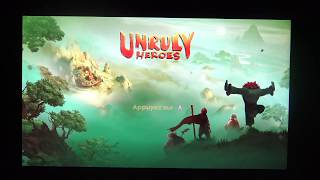 Vidéo-Test : Unruly Heroes Nintendo Switch Portable: Test Video Review Gameplay FR HD (N-Gamz)