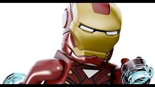 LEGO Marvel's Avengers - Iron Man 3 Full Walkthrough
