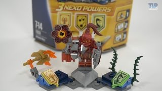 Lego 70331 Nexo Knights : Macy, l'Ultime chevalier