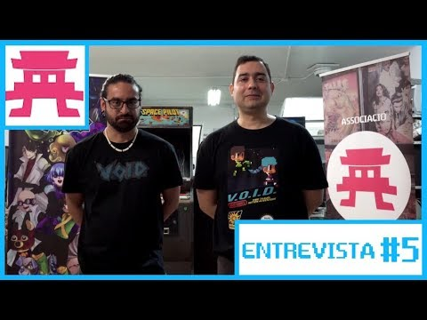 [ENTREVISTA] Cristian y Napoleón - Videojuego V.O.I.D