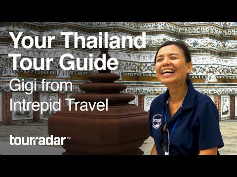 Your Thailand Tour Guide: Gigi from Intrepid Travel