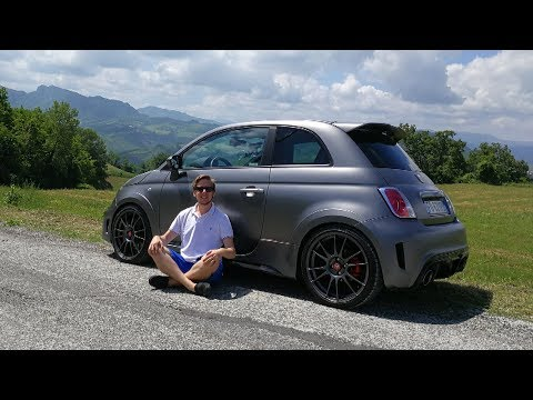 "Should I Buy the Abarth Biposto for ?25.000"" [Sub ENG]"