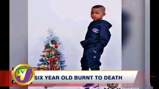 TVJ News: Fire Claim the Life of 6 Yr Old - December 28 2019