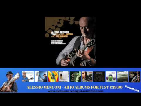 Thing ain't what they used to be   Alessio Menconi organ trio