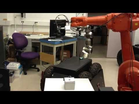 Single PSD Approach for Industrial Robot Calibration (IRB 1600)