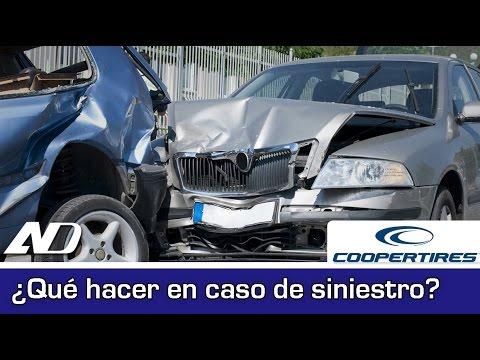 """¿Qué hacer en caso de tener un accidente"""" - Cooper Consejos en AutoDinámico"""