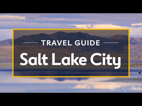 Salt Lake City Vacation Travel Guide | Expedia