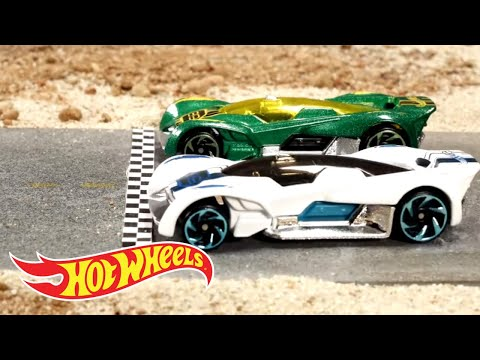 Epic Racing Compilation | Hot Wheels