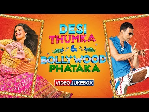 Desi Thumka & Bollywood Phataka's | Top 15 Bollywood Songs 2019 | Eros Now