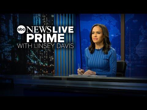 ABC News Prime: Tropical storm barrels toward Gulf Coast; CA recall election; Battle against burnout