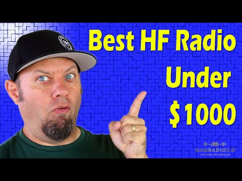 Best HF Ham Radio Under 00 - 6 Best HF Transceivers 2020