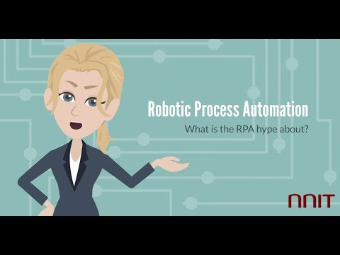 Robotic Process Automation  - What is the hype about?