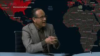 El Dr. Héctor Raúl Pérez Gómez, explica los riesgos que corren las mujeres embarazadas por #COVID19