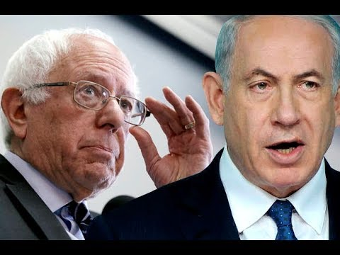 Bernie: Reduce Aid To Israel To End The Occupation