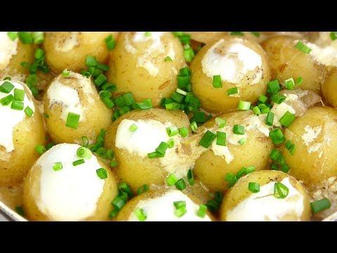 Нежная и Вкусная МОЛОДАЯ Картошка!Обязательно Вам понравится!