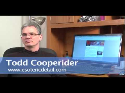 Todd Cooperider - Esotericdetail.com
