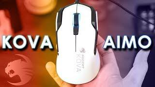 vidéo test Roccat Kova Aimo par GamerTech