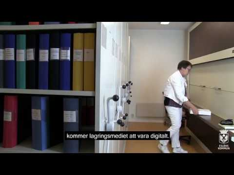 Offentlighet och sekretess för medarbetare i Eslövs kommun