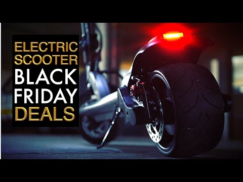 BEN'S BLACK FRIDAY ELECTRIC SCOOTER DEALS 2020! 💰🛴