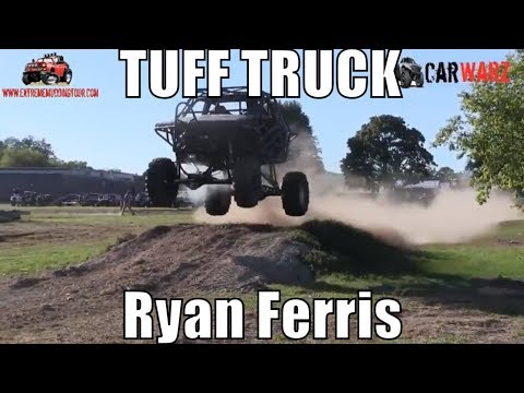 Ryan Ferris 1990 GMC FREESTYLE At Minto Tuff Truck Challenge 2018
