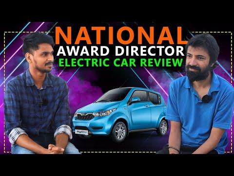 National Award Director Nag Ashwin Electric Car Ownership Review | Prabhas