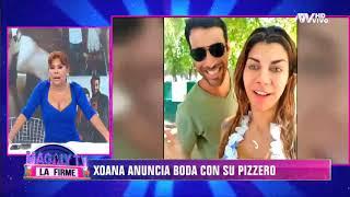 Pareja de Xoana González le pide matrimonio ¡y argentina anuncia la fecha de su boda!