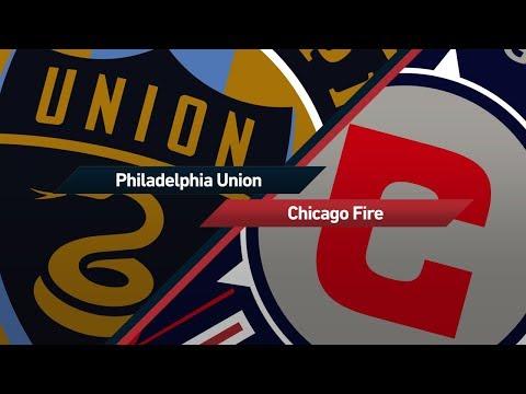 Highlights: Philadelphia Union vs. Chicago Fire | September 23, 2017