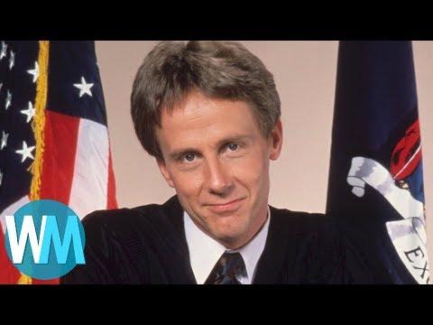 Top 10 Fictional TV Judges