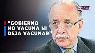 """????????Guido Pennano: """"Este es un gobierno que no vacuna ni deja vacunar"""""""