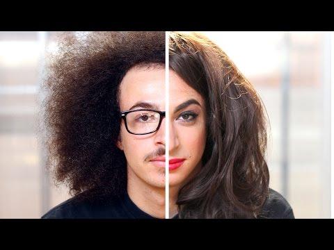 Mężczyźni Którzy Noszą Makijaż To Trochę Mniej Bolesna Wersja
