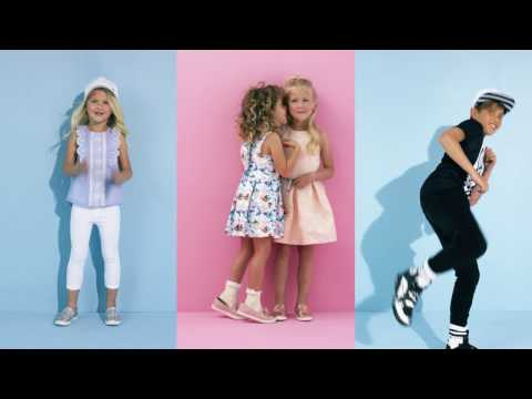 riverisland.com & River Island discount code video: Kids Fashion | Spring Summer 2017 | River Island