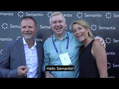 Semantix Opening Reception under LocWorld34 i Barcelona