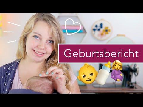 Mein (positiver) Geburtsbericht: Einleitung, PDA, Kaiserschnitt ... und meine Grundeinstellung
