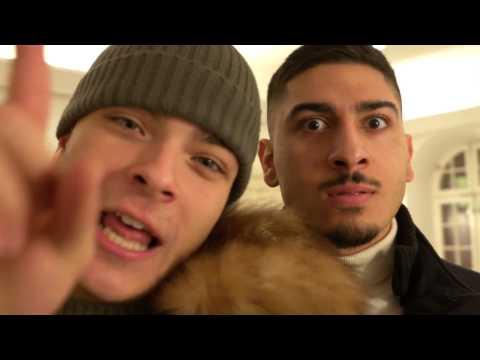 Bara bra klumpar i magen - Vinnare träffar Toni & Amir