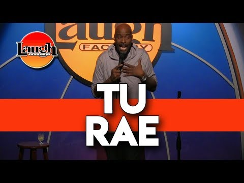 connectYoutube - Tu Rae | Fighting & Forest Whitaker | Stand Up Comedy