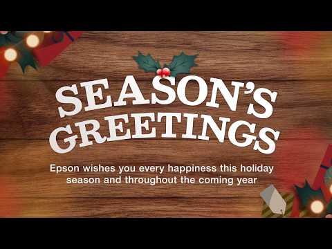 Epson Christmas 2018