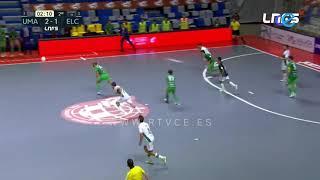 El UMA Antequera de Dani Ramos asciende a Primera División de fútbol sala